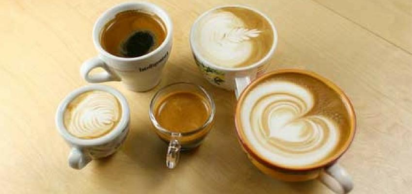 Spresso y Cappuccino
