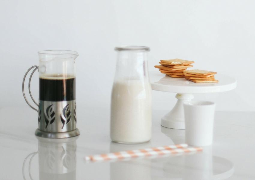 Leche+café Xavi Iglesias