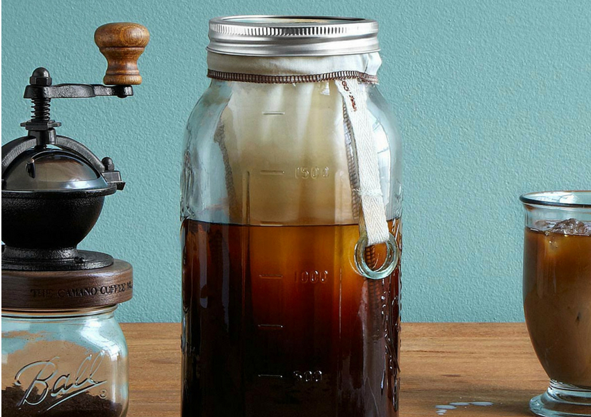 Cold Brew Coffee Xavi Iglesias