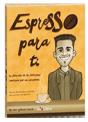 Libro Espresso para ti xavi iglesias barista barcelona
